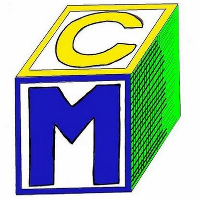 Chase March cube logo