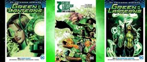 Green Lantern Comic Review