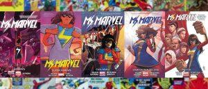 Ms. Marvel Graphic Novels