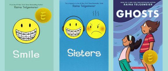 Raina Telgemeier Books