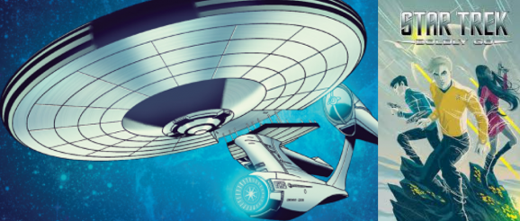Star Trek Comic Review