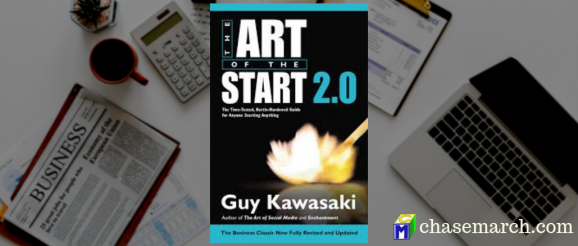 Art of the Start Book