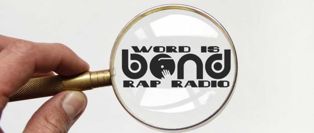 Word is Bond Rap Radio - Searching