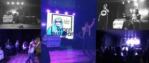 Wordburglar Concert Review