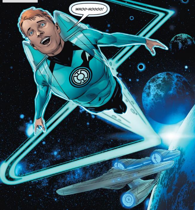 Chekov Blue Lantern