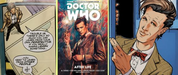Doctor Who - After life