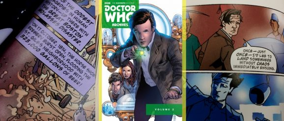 Doctor Who Archives Vol 2