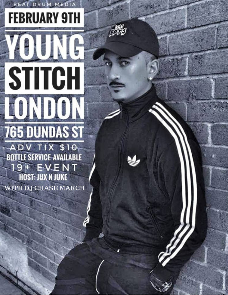 Feb 9th Young Stitch