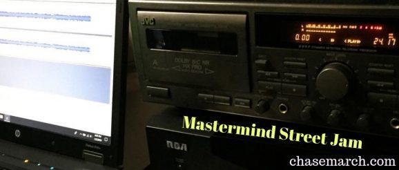 Mastermind Street Jam Throwback