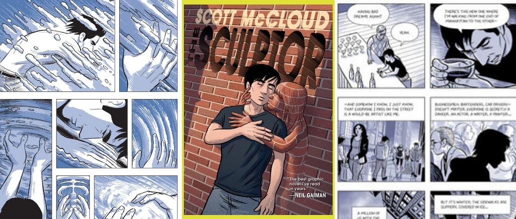 Scott McCloud - The Sculptor