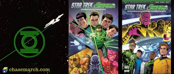 Star Trek Green Lantern TPBs