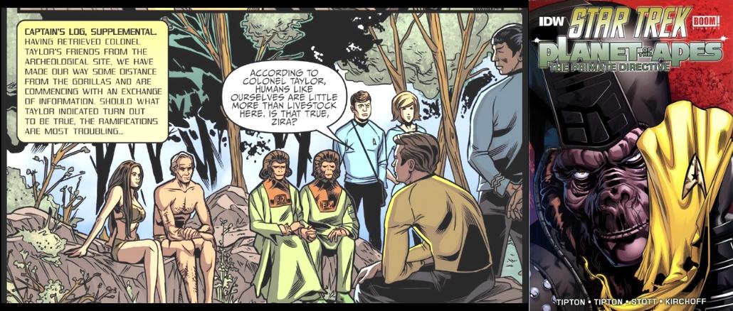 Star Trek - Planet of the Apes