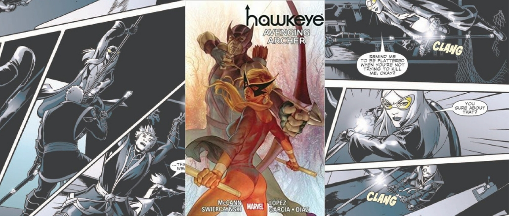 Hawkeye - Avenging Archer (Book Review)