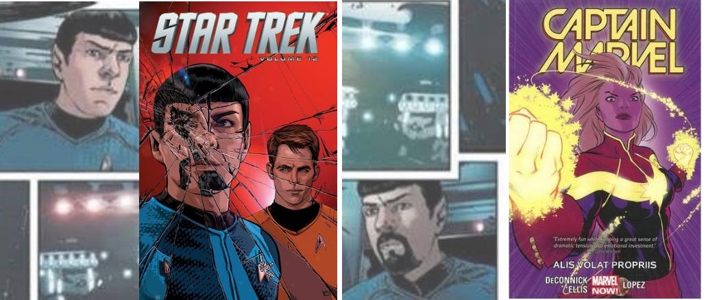 Adventures in Space Comics