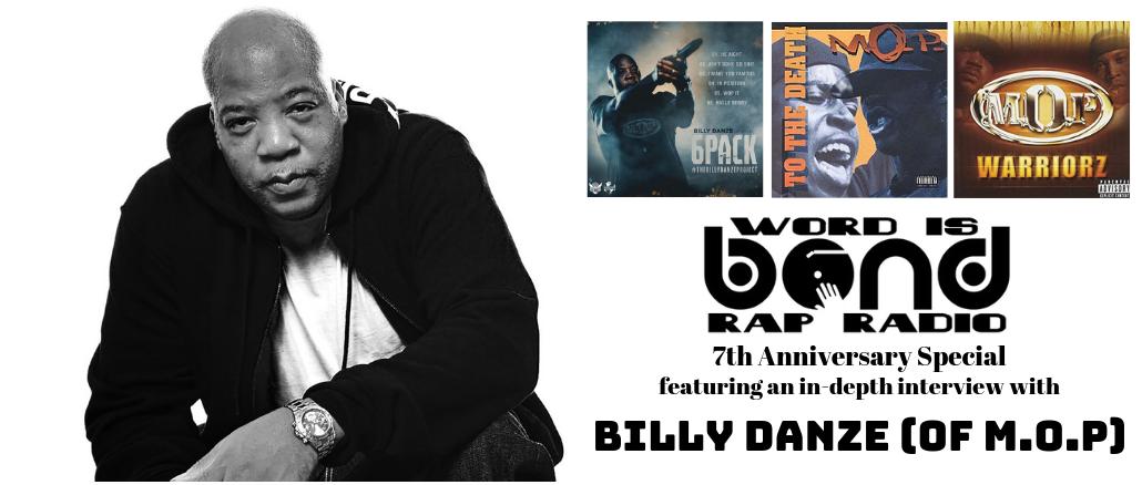 Billy Danze on WIB