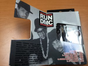 Run-DMC open box