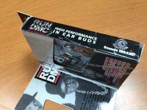 Run-DMC box side