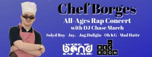 Chef Borges Live
