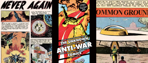 Unknown Anti-War Comics Review