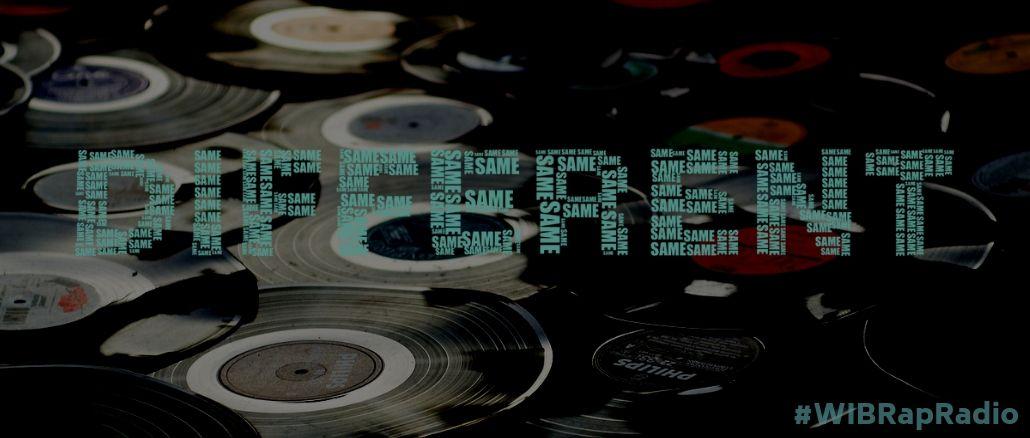 WIB Rap Radio 366 - Be Different