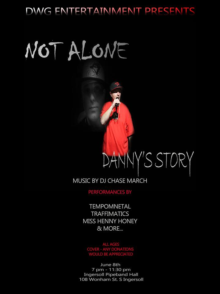 Danny's Story Poster