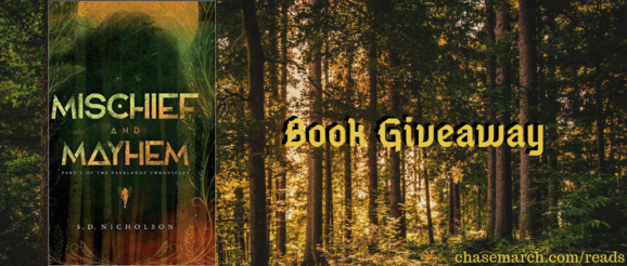 Mischief and Mayhem Book Giveaway