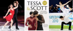 Tessa Virtue & Scott Moir - Book Cover & Pictures