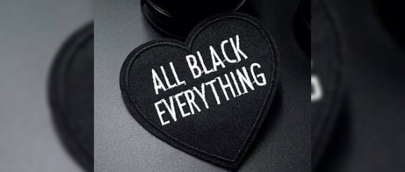 Word is Bond's All Black Everything Special