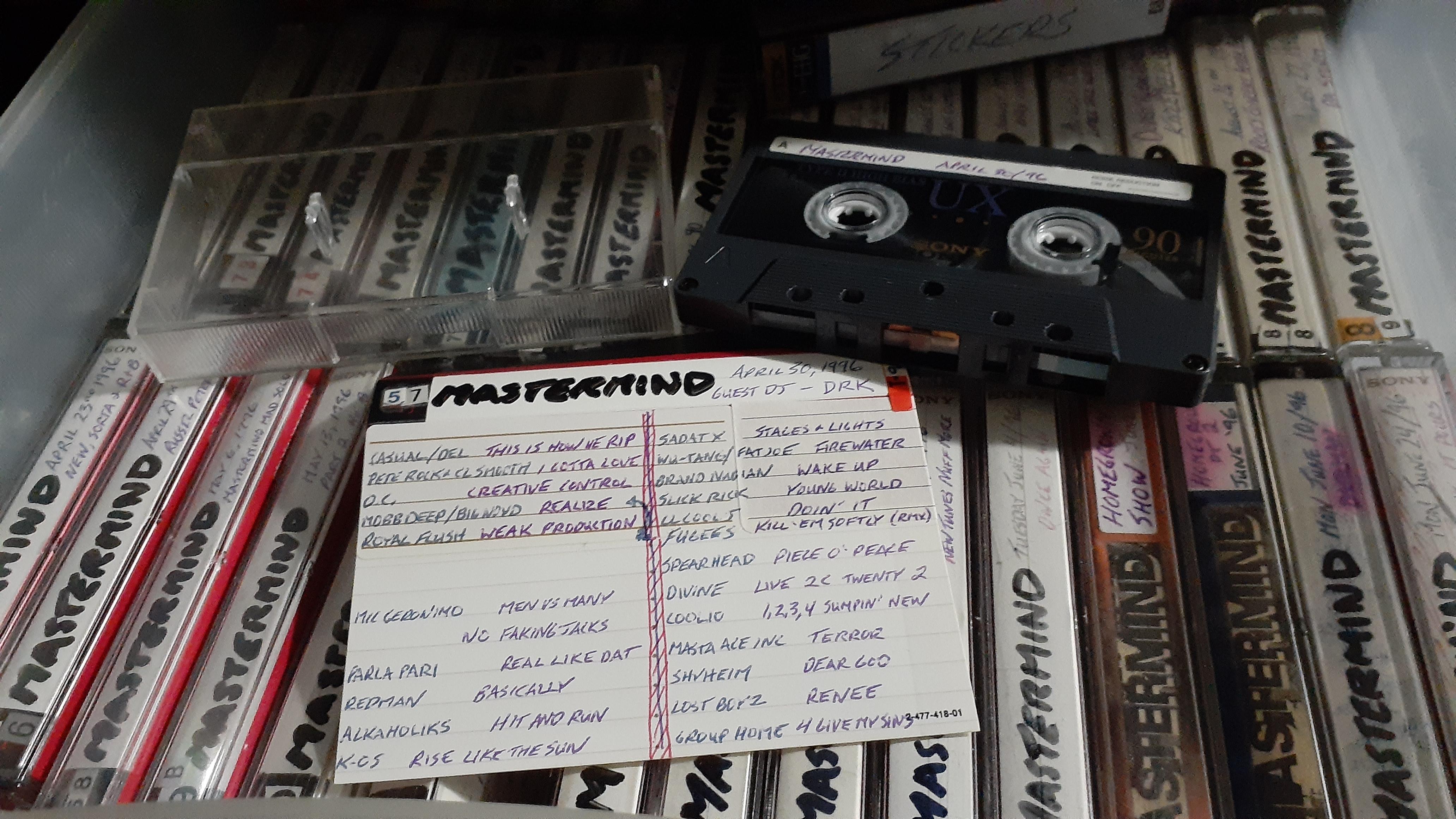 Mastermind Street Jam with DJ DRK