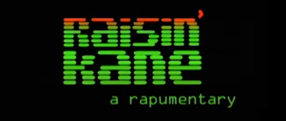 Citizen Kane's Rap Documentary (Before Rap Docs were Cool)