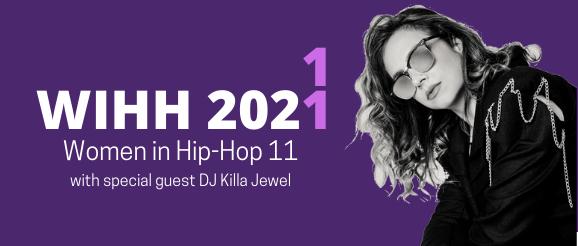 DJ Killa Jewel & Women in Hip-Hop 1989
