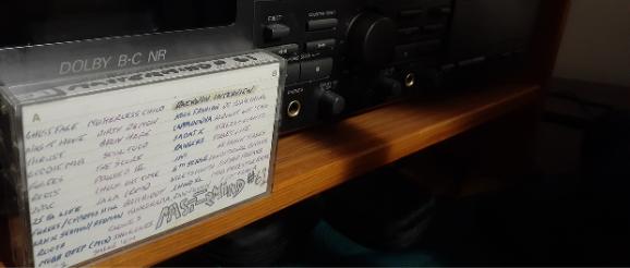 Raekwon on Mastermind Street Jam (May '96)