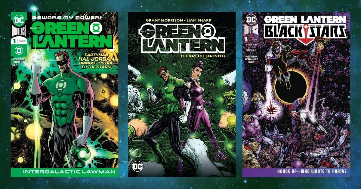 The Green Lantern – Season 1